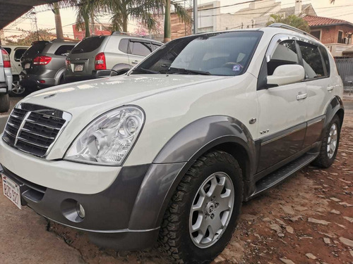 ssang yong  rexton noblese