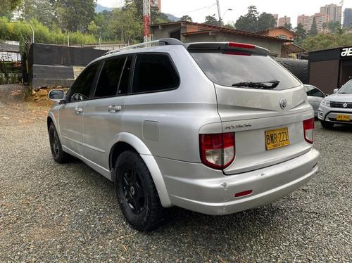 ssangyon kyron 2.0 diesel perfecto estado
