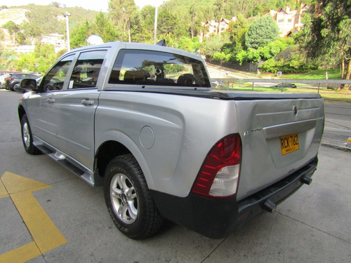 ssangyong actyion sport a200s 4x4 dsl
