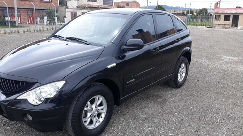 ssangyong actyon .