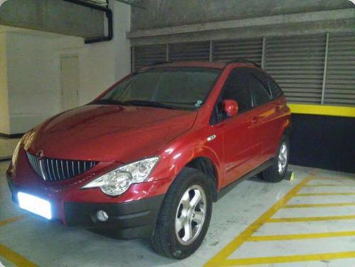 ssangyong actyon 2011 - somente venda
