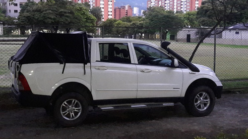 ssangyong actyon 2012 2012