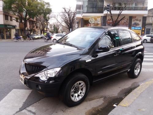 ssangyong actyon 2.3 equipamiento 3 150cv 4x2 2011
