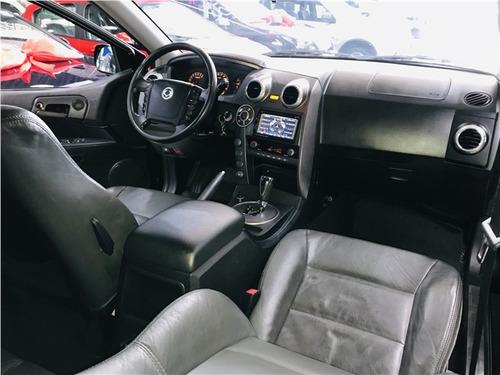 ssangyong actyon 2.3 gl 4x2 16v 150cv gasolina 4p automático
