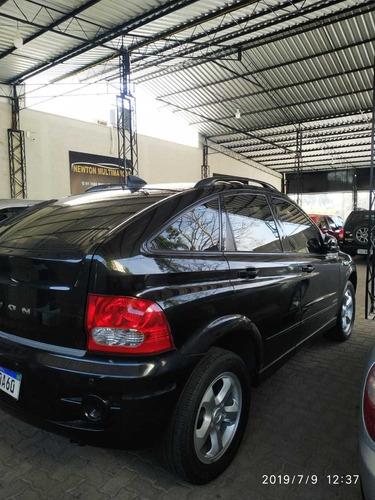 ssangyong actyon 2.3 gl 4x2 16v 150cv gasolina 4p negociável