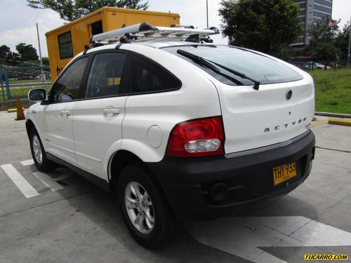 ssangyong actyon 4x4