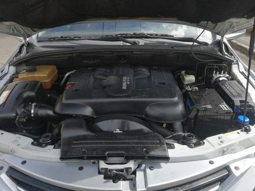 ssangyong actyon 4x4 mt2000cc plata fina aa ab diesel