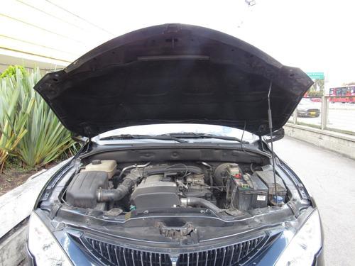 ssangyong actyon a230 gasolina 2.3  automática 4x2