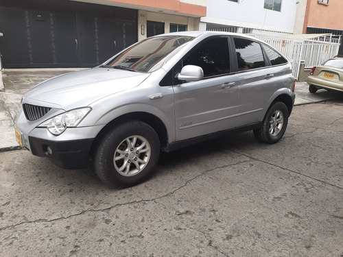 ssangyong actyon action