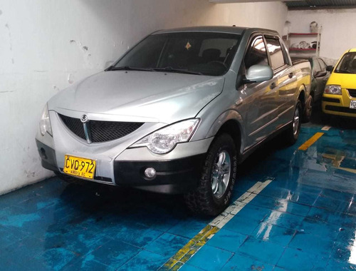 ssangyong actyon actyon sport