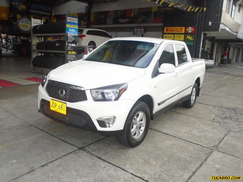ssangyong actyon actyon sports