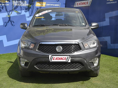 ssangyong actyon aut