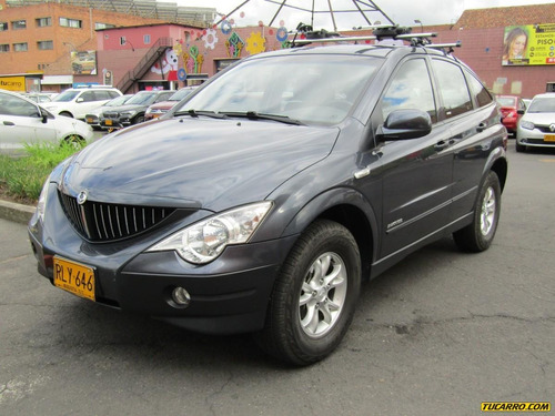 ssangyong actyon dlodt