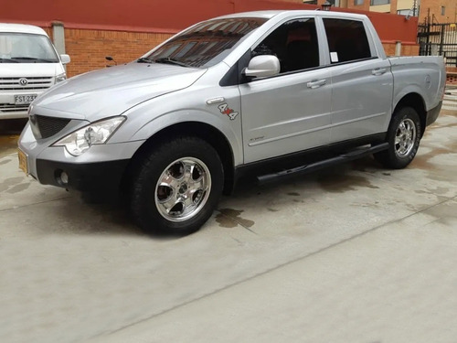 ssangyong actyon doble cabina sport 4x4 2013