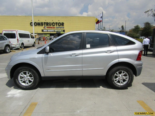 ssangyong actyon full equipo 4x4