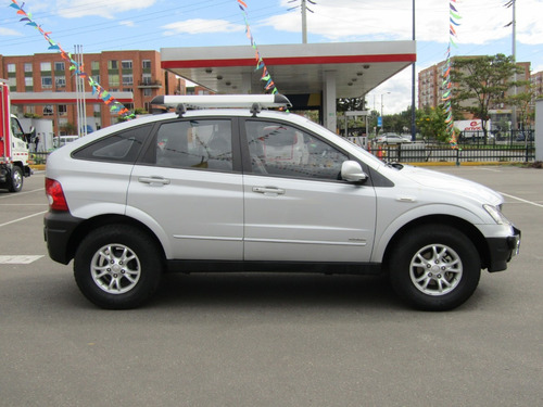 ssangyong actyon g 2300 aa 2ab 4x2