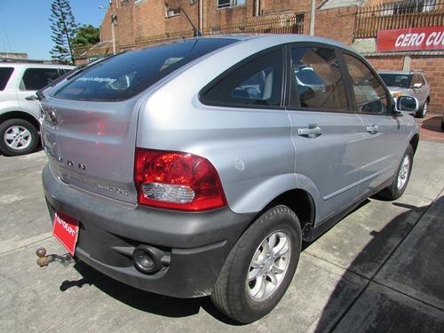 ssangyong actyon g23  2.3 mec. 4x4 gasolina