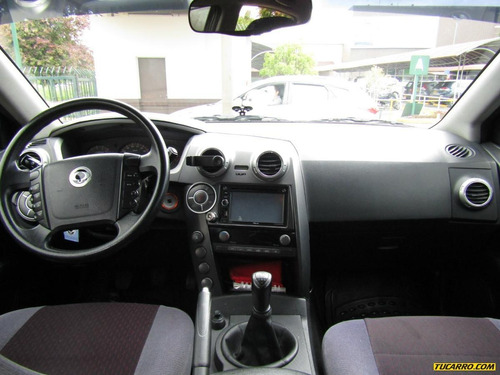 ssangyong actyon mt 2000cc td  aa 4x4