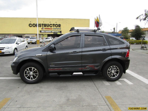 ssangyong actyon mt 2300