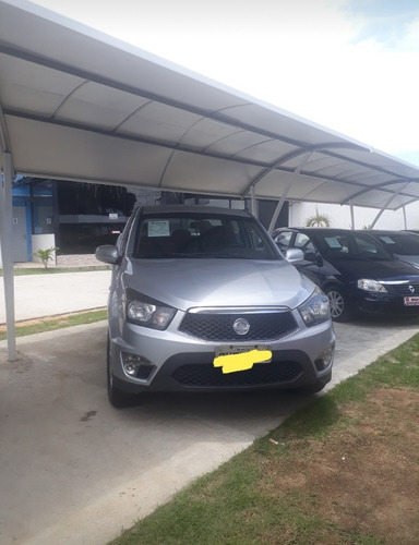 ssangyong actyon new actyon