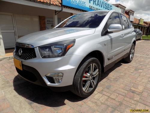 ssangyong actyon new actyon g23d