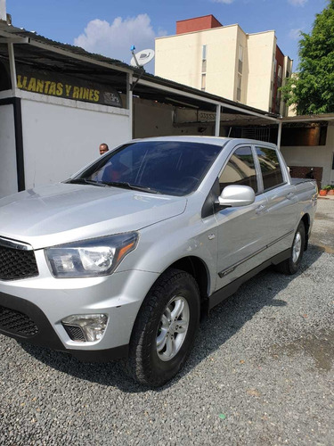 ssangyong actyon new actyon sports