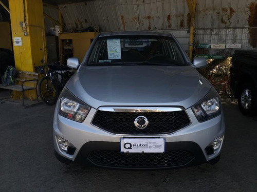 ssangyong actyon sport 2.0 ac 2014