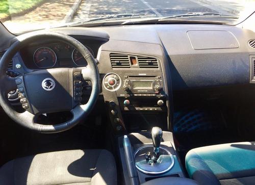 ssangyong actyon sport 2.0 aut 2013