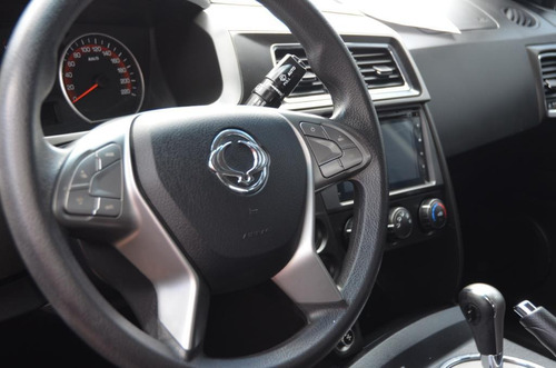 ssangyong actyon sport 2.0 automatico diesel 4x4