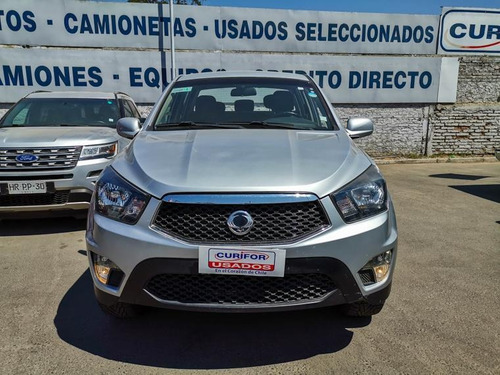 ssangyong actyon sport 4x4 2.0 at dsl 2014