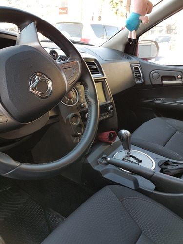 ssangyong actyon sport automatica, full