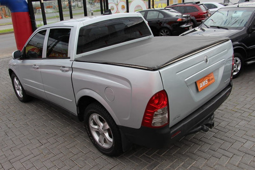 ssangyong actyon sport pick-up a200 4x4 2.0 16v xdi-at