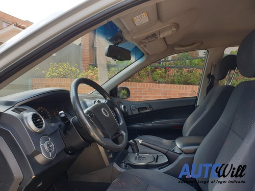ssangyong actyon sport pickup doble cabina d20dt 2000cc d