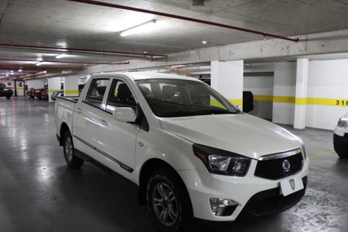ssangyong actyon  sports 4x2 ac 2016