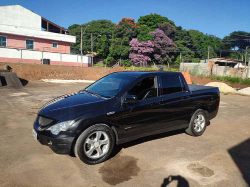 ssangyong actyon sports 4x4 2.0 turbo diesel