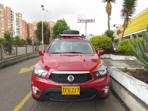 ssangyong actyon sports a200s 4wd 2.0 at dc 4x4