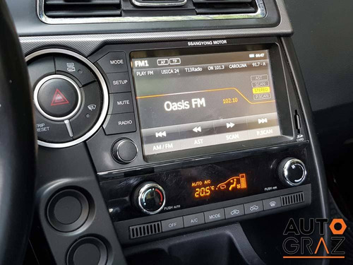 ssangyong actyon sports full 2.2 deluxe  at 2018 cuero