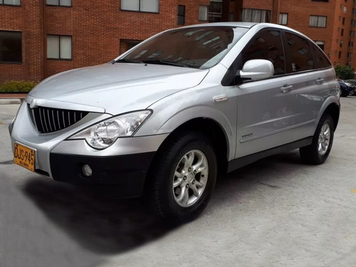 ssangyong actyon ssangyong actyon  mecanica 2012