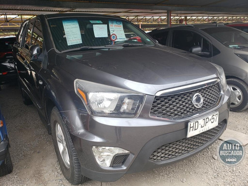 ssangyong a.sports