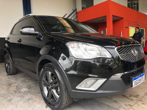 ssangyong korando 2.0 16v t. diesel awd aut. 2012