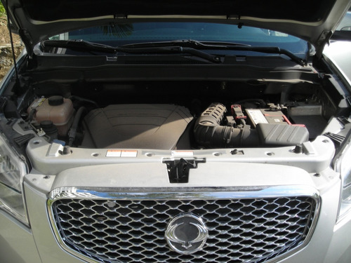 ssangyong korando 2.0 diesel 2013 mecanico 4x2