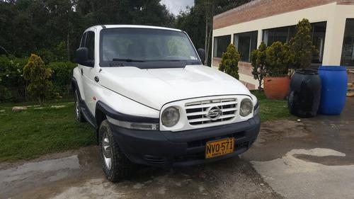 ssangyong korando 602 modelo 1999 diesel campero