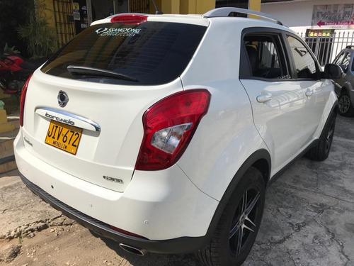 ssangyong korando wagon 2015