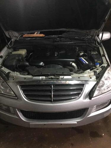 ssangyong kyron 2.0 diesel