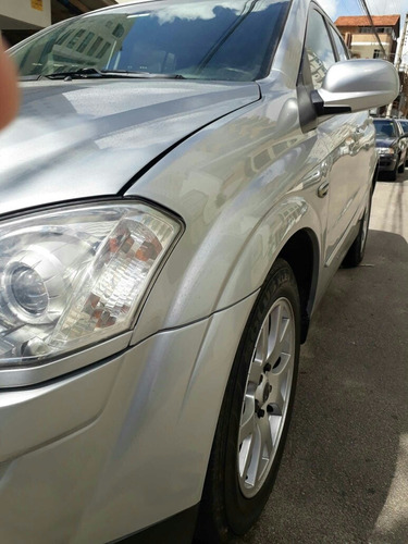 ssangyong kyron 2.0 turbo diesel