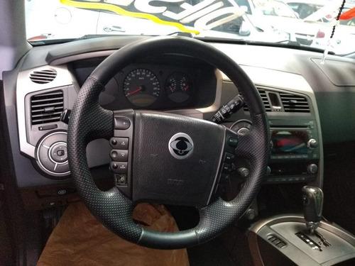 ssangyong kyron 2.0 xdi 200ky 4x4 16v turbo intercooler