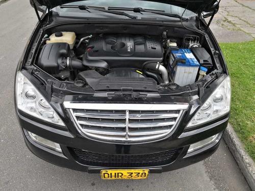 ssangyong kyron 4x4 diesel 2.0cc