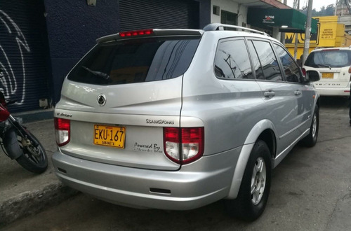 ssangyong kyron 4x4 turbo diesel
