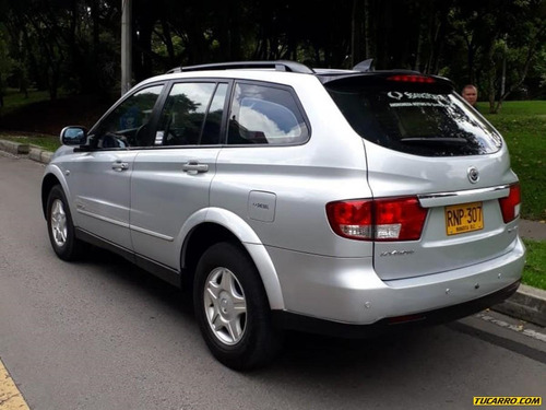 ssangyong kyron d20dt 4x4 at