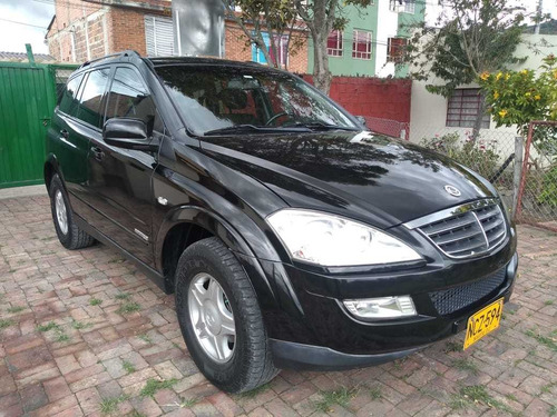 ssangyong kyron diesel 2013 4x4